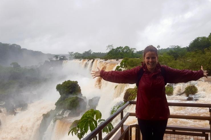 Brazil - Iguacu Falls - 1