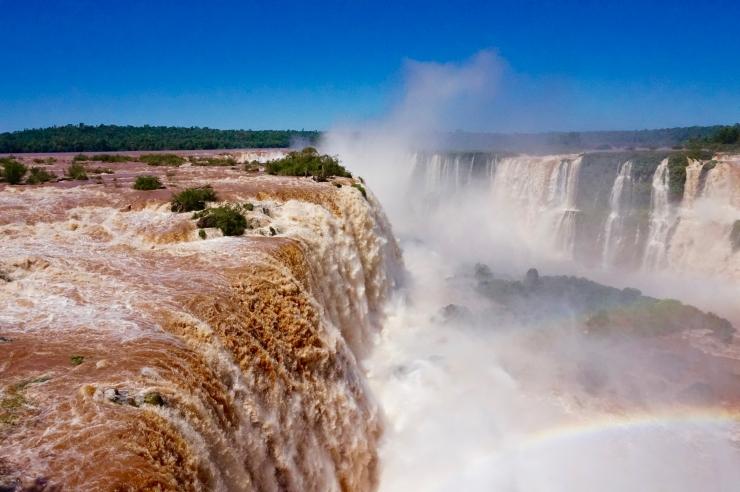 Brazil - Iguacu Falls - 9